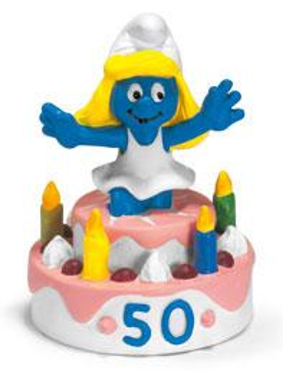 The Smurfs Smurfette Mini Figure [Surprise]