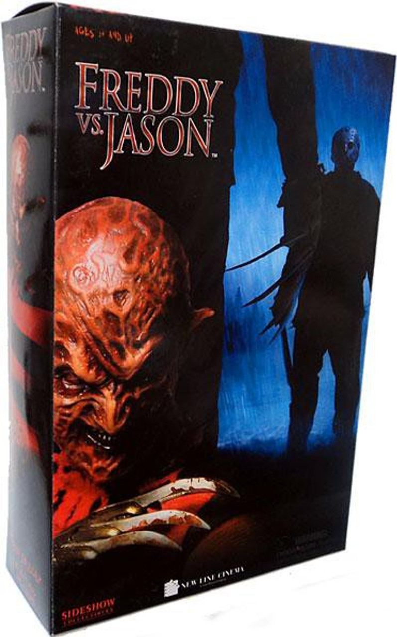 Freddy Vs Jason Freddy 1/6 Collectible Figure