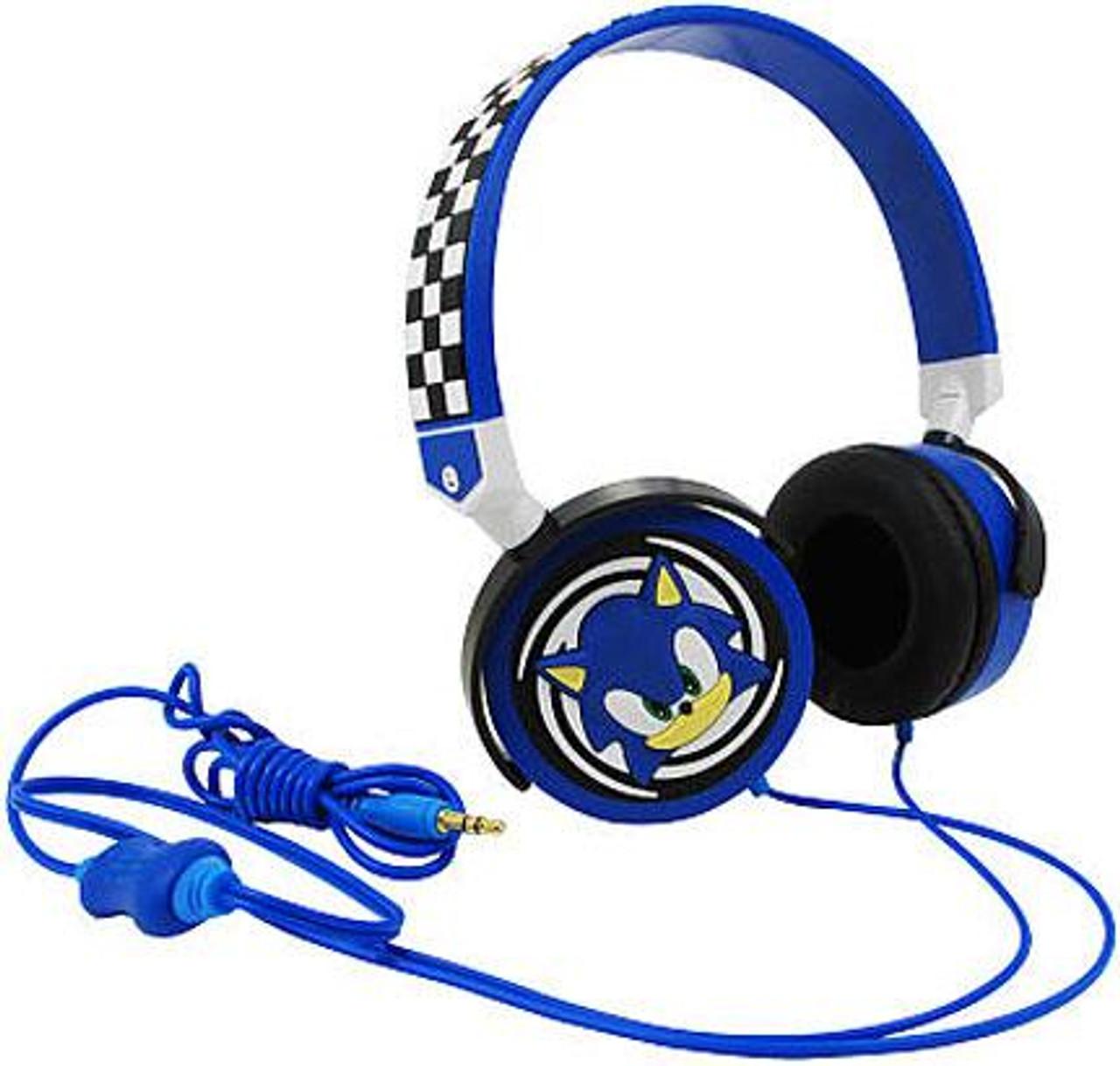 Sonic The Hedgehog Multi-Device Stereo Headphones