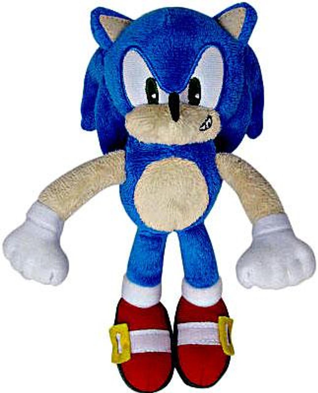 Sonic The Hedgehog 20th Anniversary Sonic 7-Inch Plush [Modern]