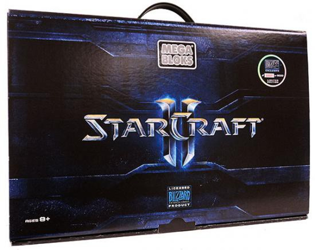 Mega Bloks StarCraft II Battlecruiser Exclusive Set