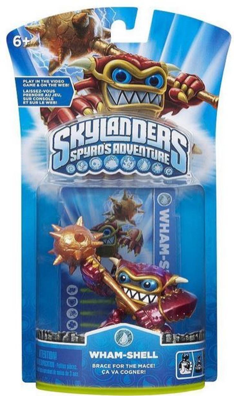 Skylanders Spyro's Adventure Wham-Shell Figure Pack