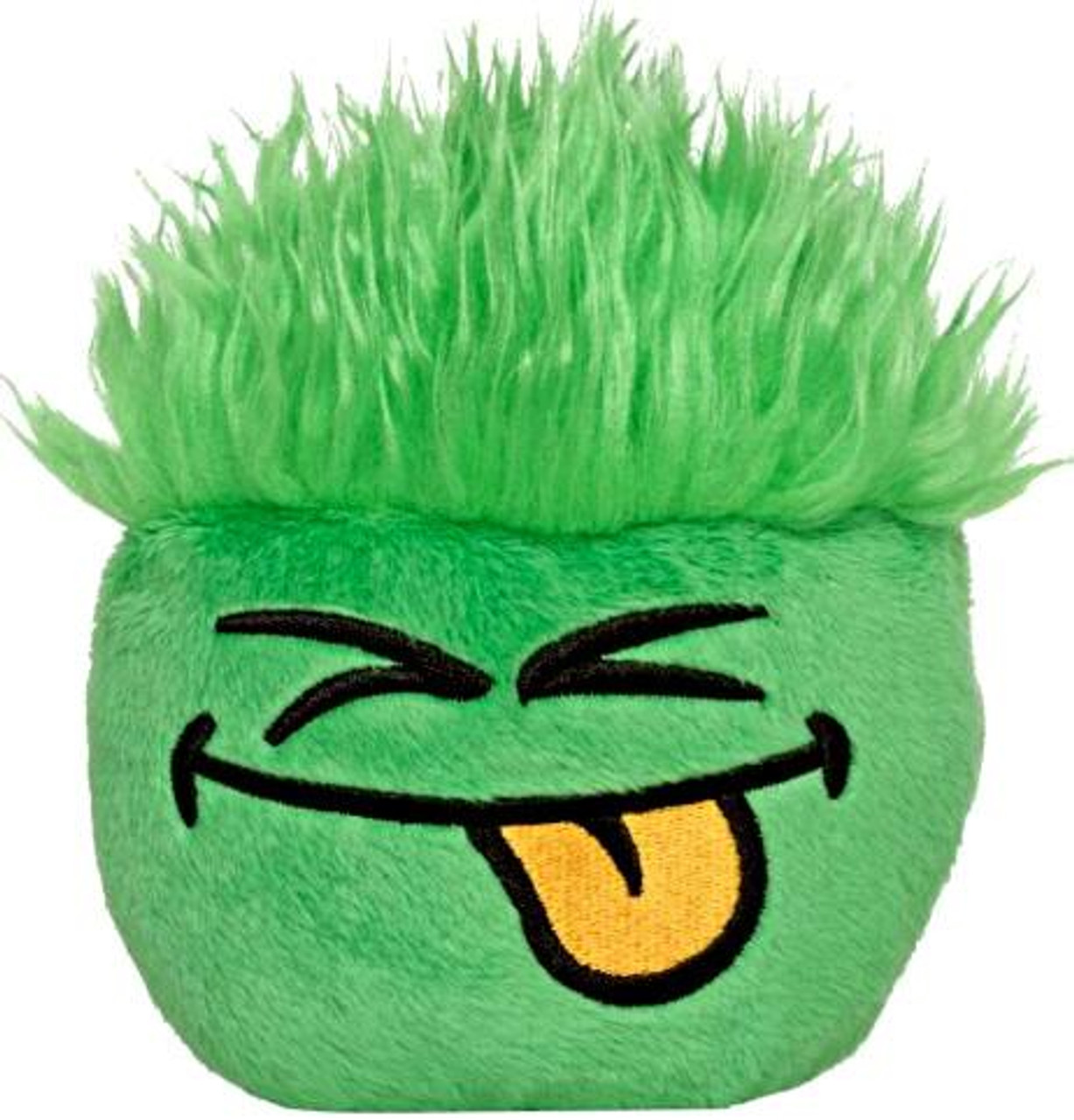 Club Penguin Series 11 Green Puffle 4-Inch Plush