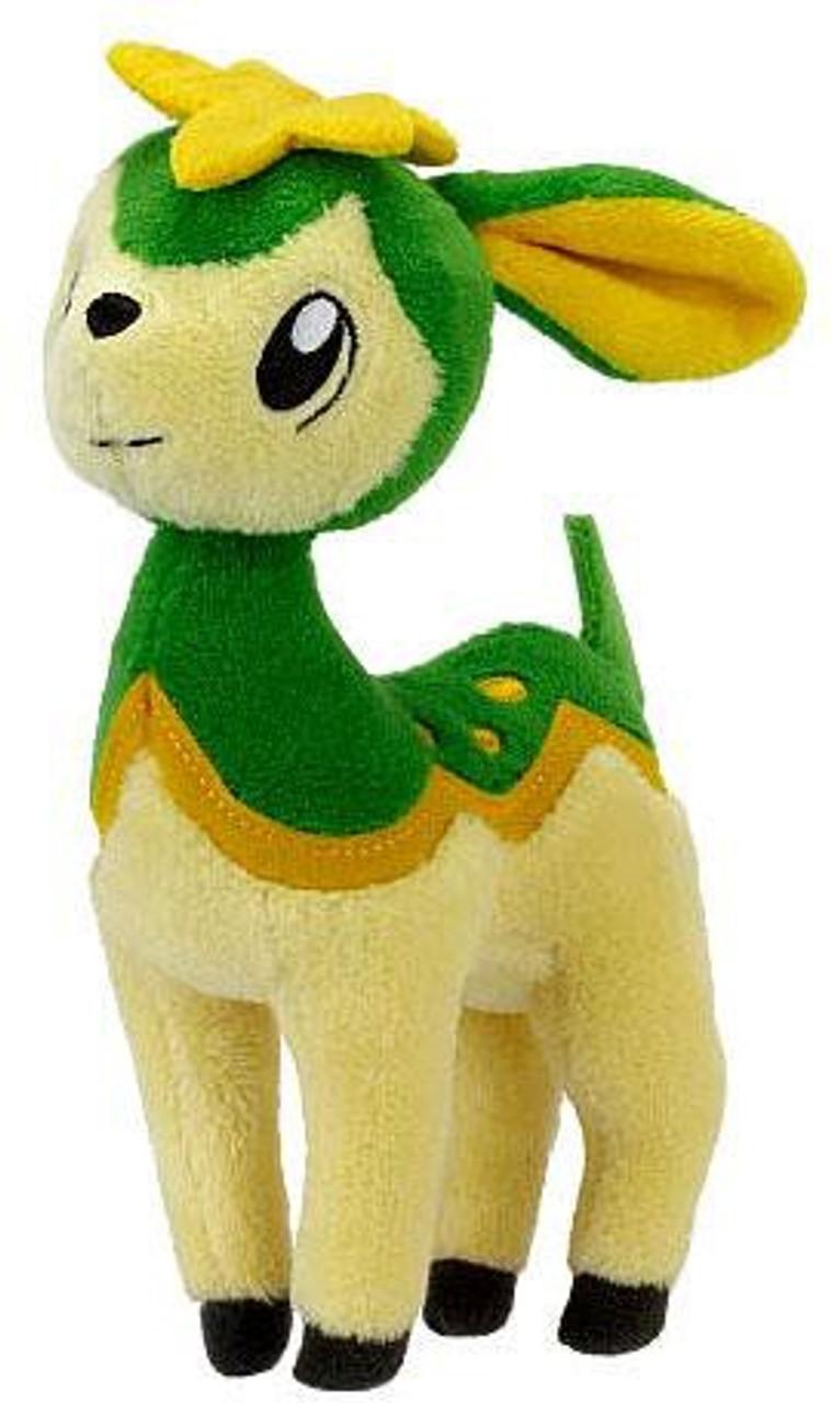 Pokemon Black & White Green Deerling 6-Inch