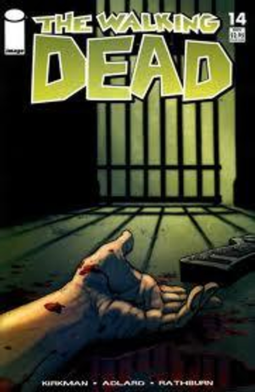 Image Comics The Walking Dead Comic Book #14