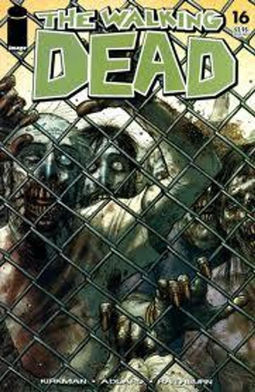 Image Comics The Walking Dead Comic Book #16