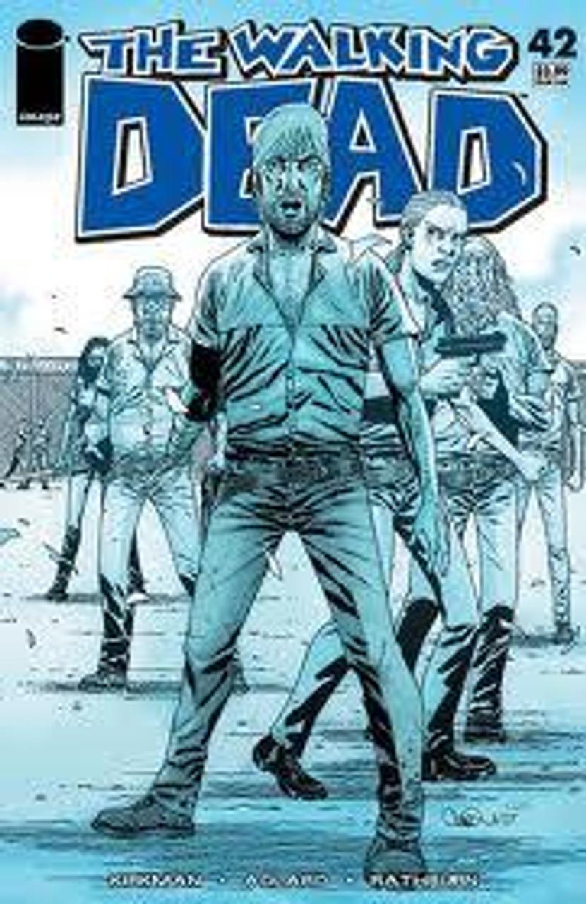 Image Comics The Walking Dead Comic Book #42