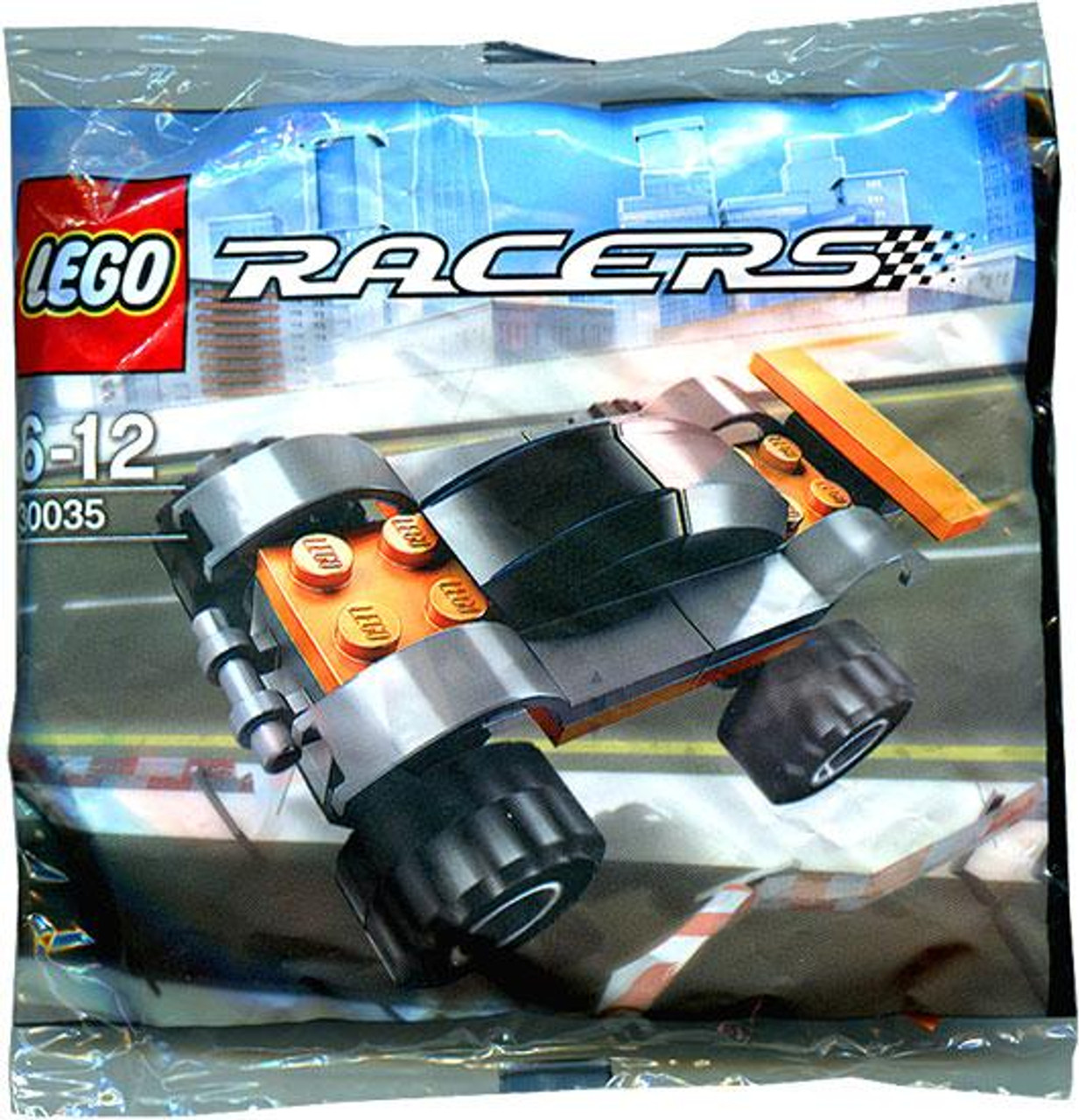LEGO Racers Off Road Racer 2 Mini Set #30035 [Bagged]