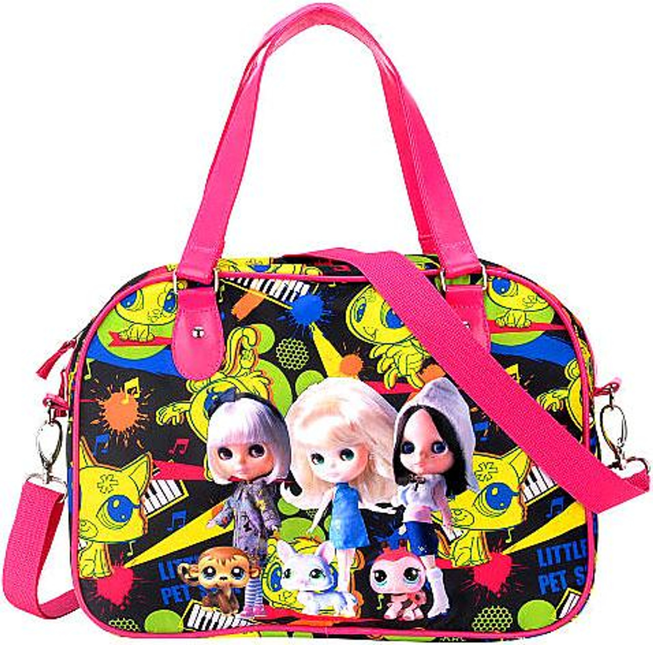 Littlest Pet Shop Blythe Loves Boarding Bag Exclusive