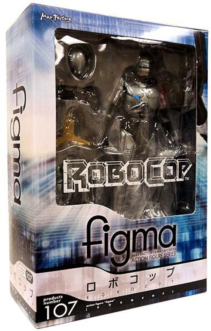 Figma Robocop Action Figure #107