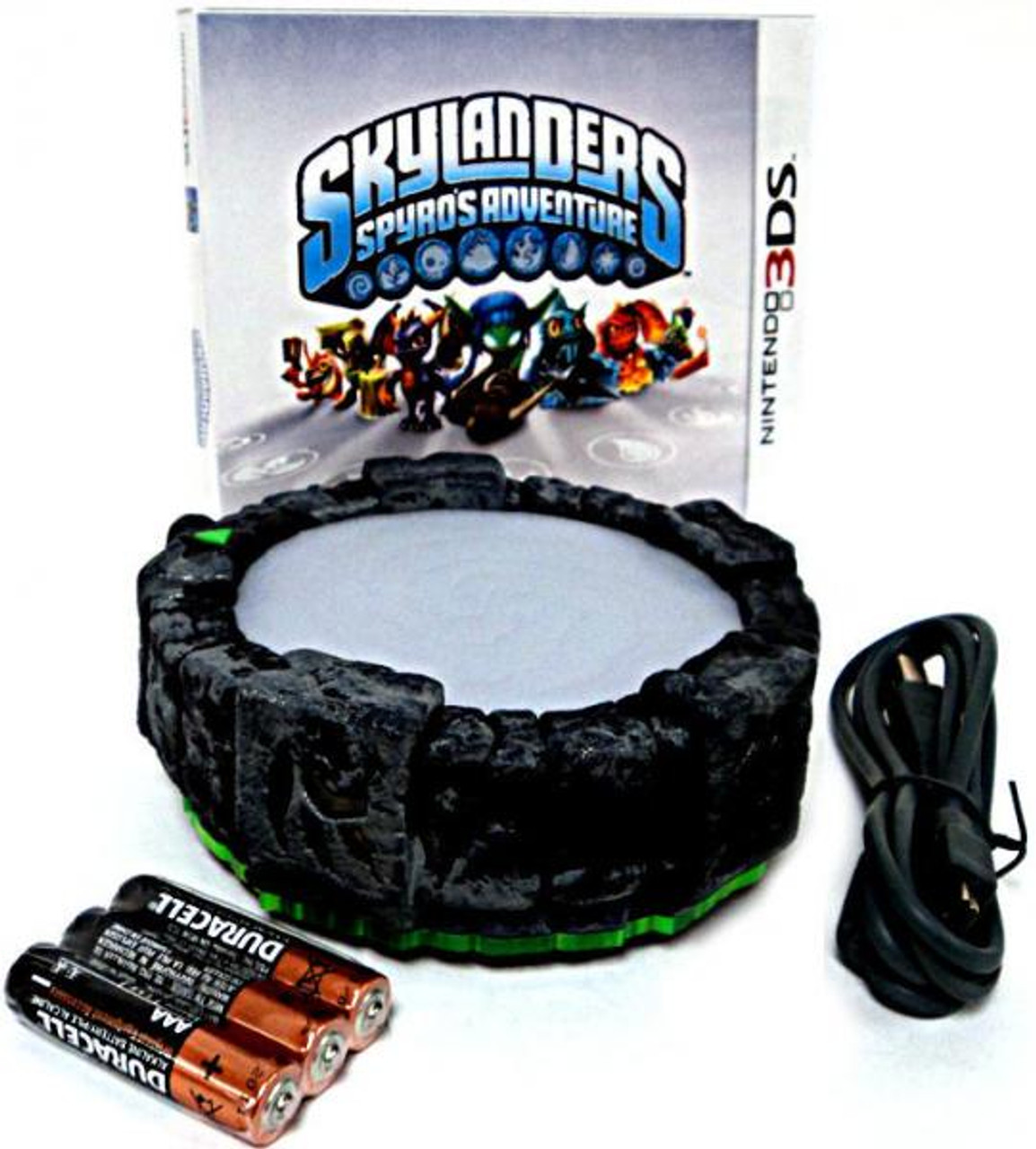 Skylanders Nintendo 3DS Spyro's Adventure Base Set [Loose]