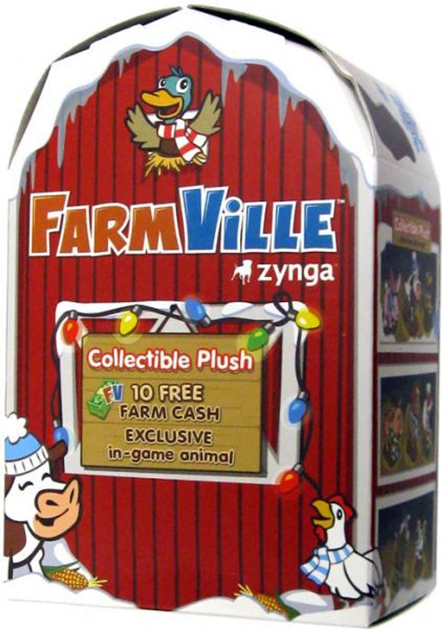 FarmVille Winter Series Plush Mystery Pack