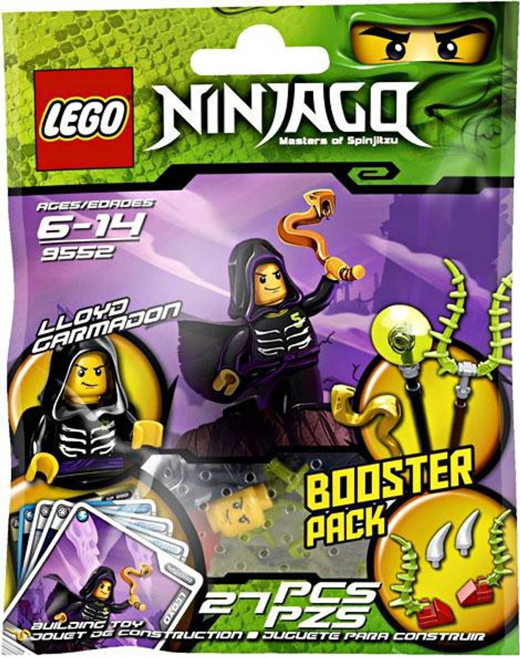 LEGO Ninjago Spinjitzu Spinners Mini Set #9552 [Bagged]