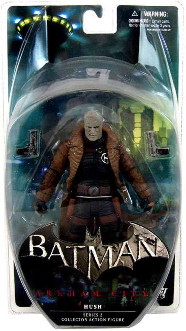 Batman Arkham City Series 2 Hush Action Figure