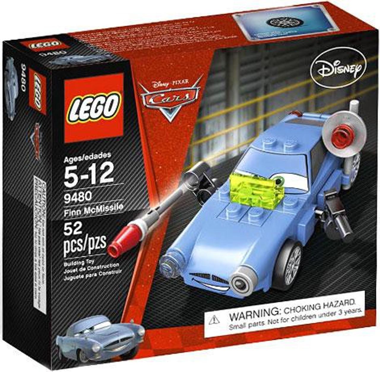 LEGO Disney Cars Finn McMissile Set #9480
