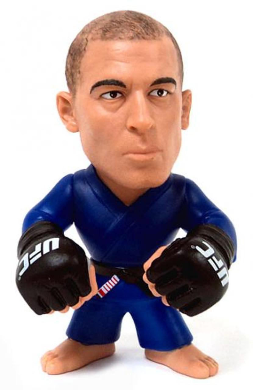 UFC Titans Royce Gracie Vinyl Figure [Blue Gi]