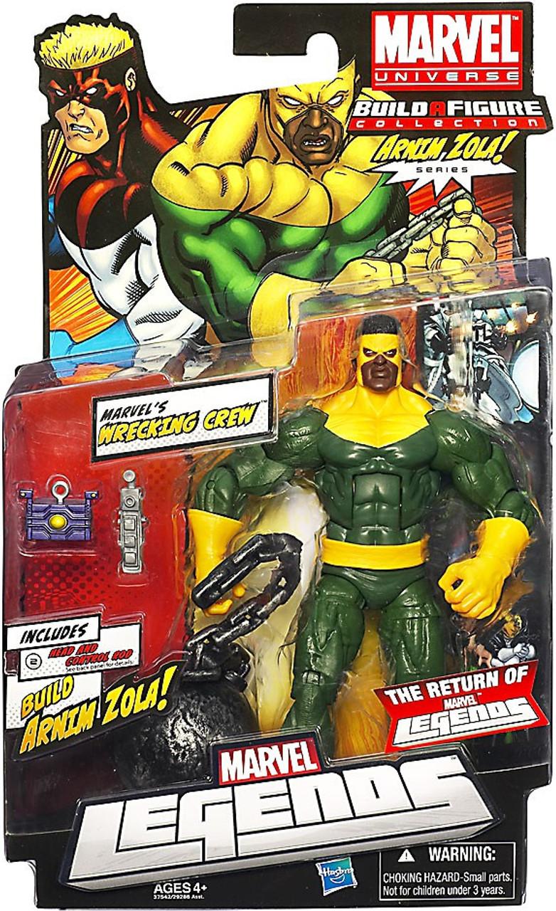 Marvel Legends Arnim Zola Series Thunderball Action Figure