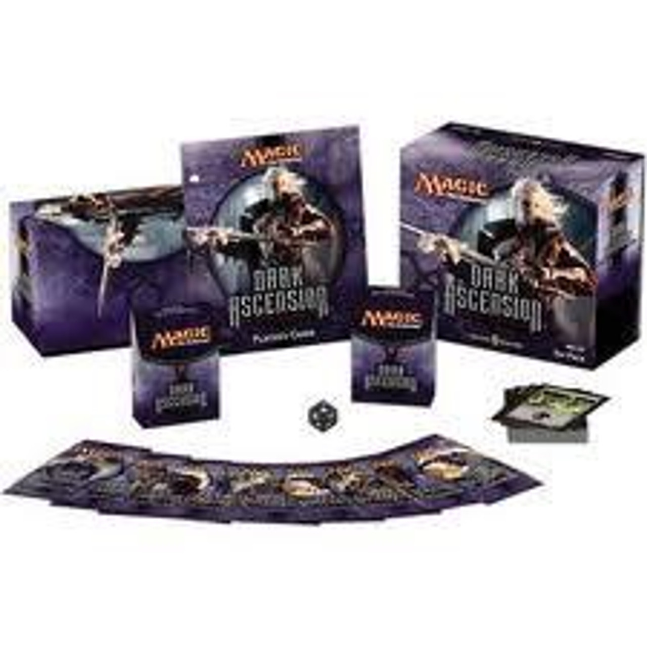 MtG Dark Ascension Fat Pack [Sealed]