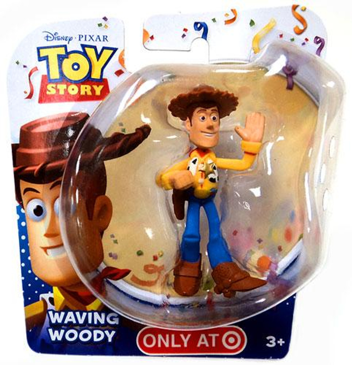 Toy Story Woody Exclusive Mini Figure [Waving]