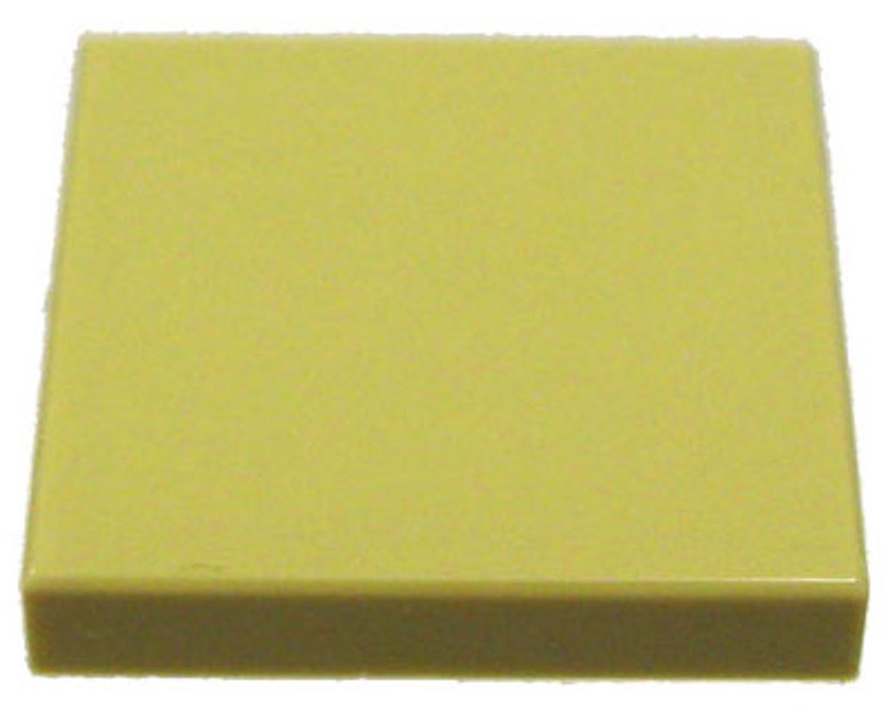 LEGO Pieces 2x2 Flat Light Tan Tile [Loose]