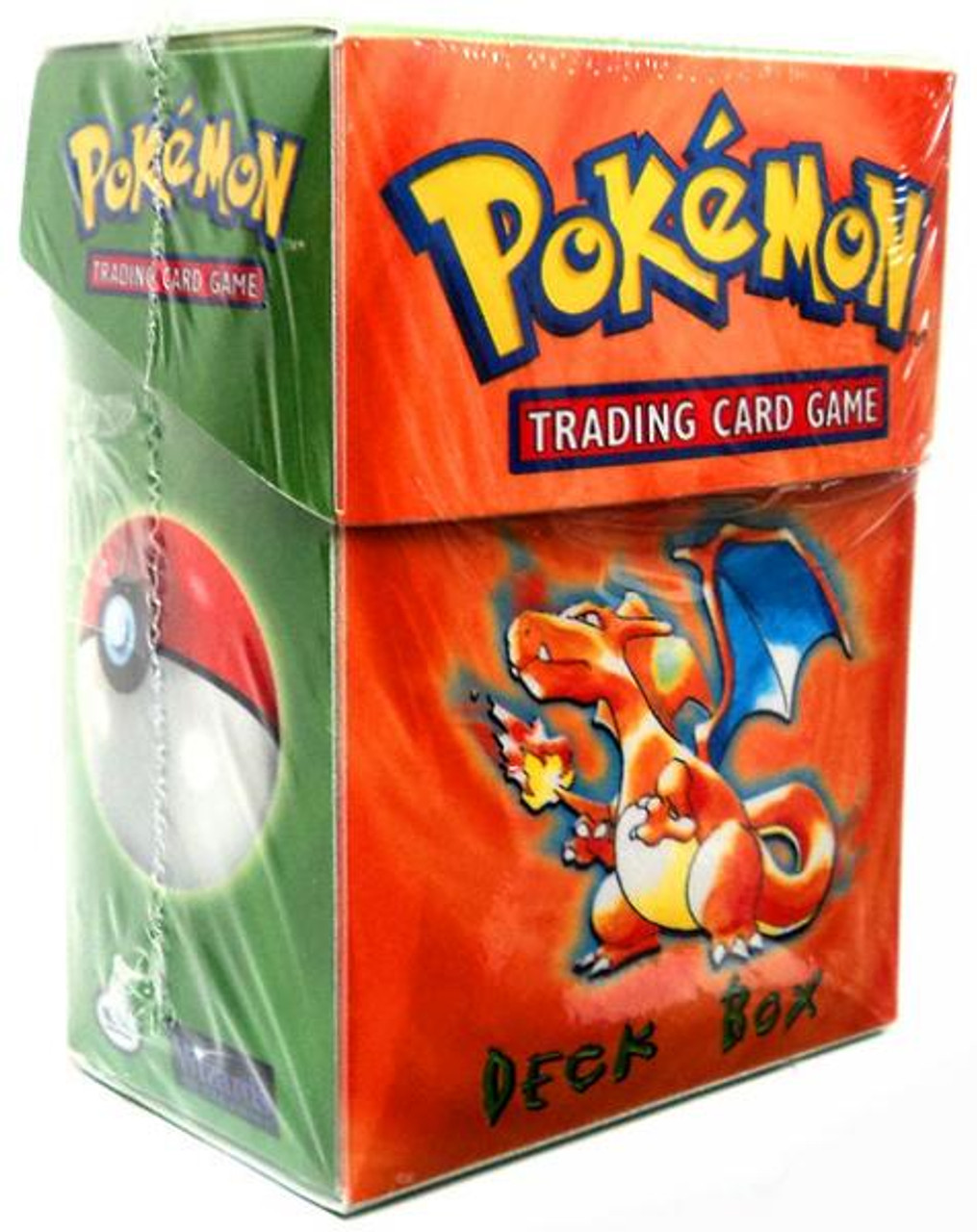 Pokemon Charizard Standard Deck Box