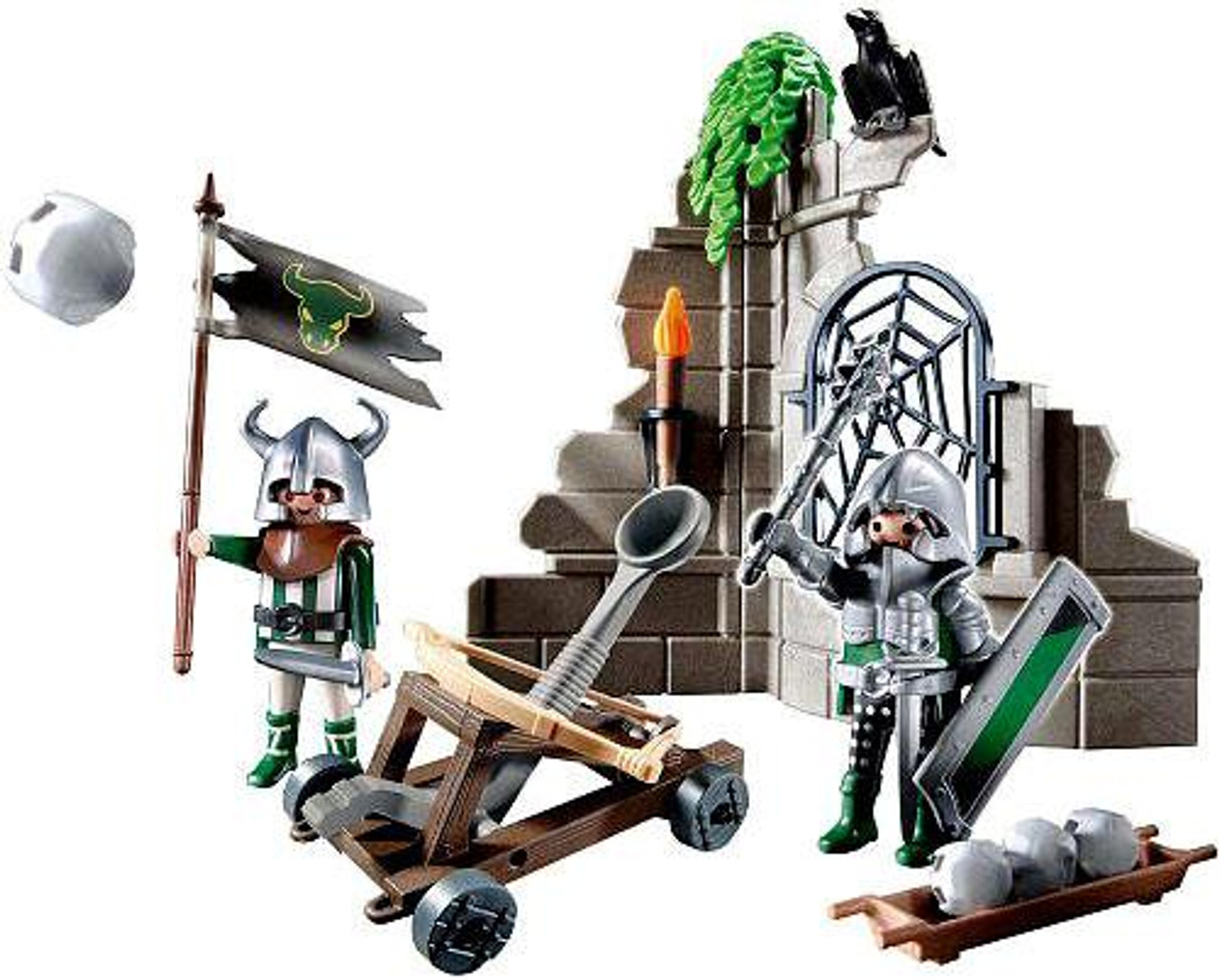 Playmobil Knights Ruin Set #5861