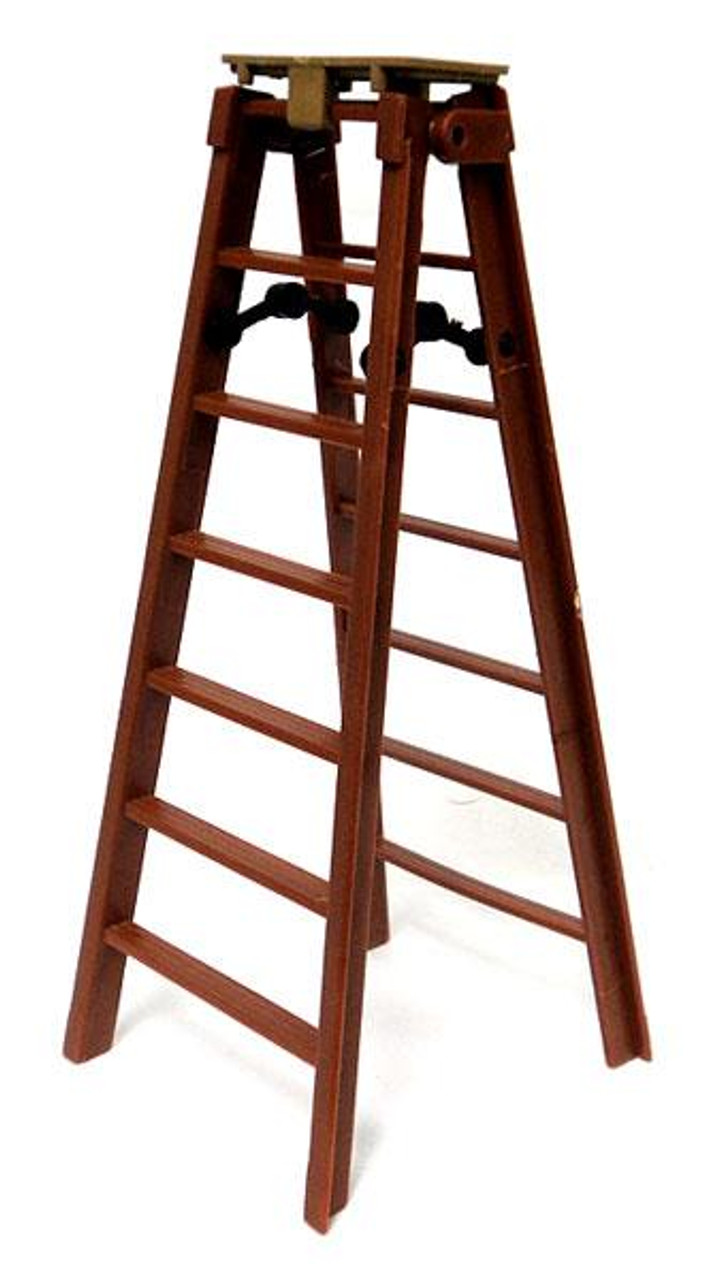 WWE Wrestling Ladder Action Figure Accessory [Brown Loose]