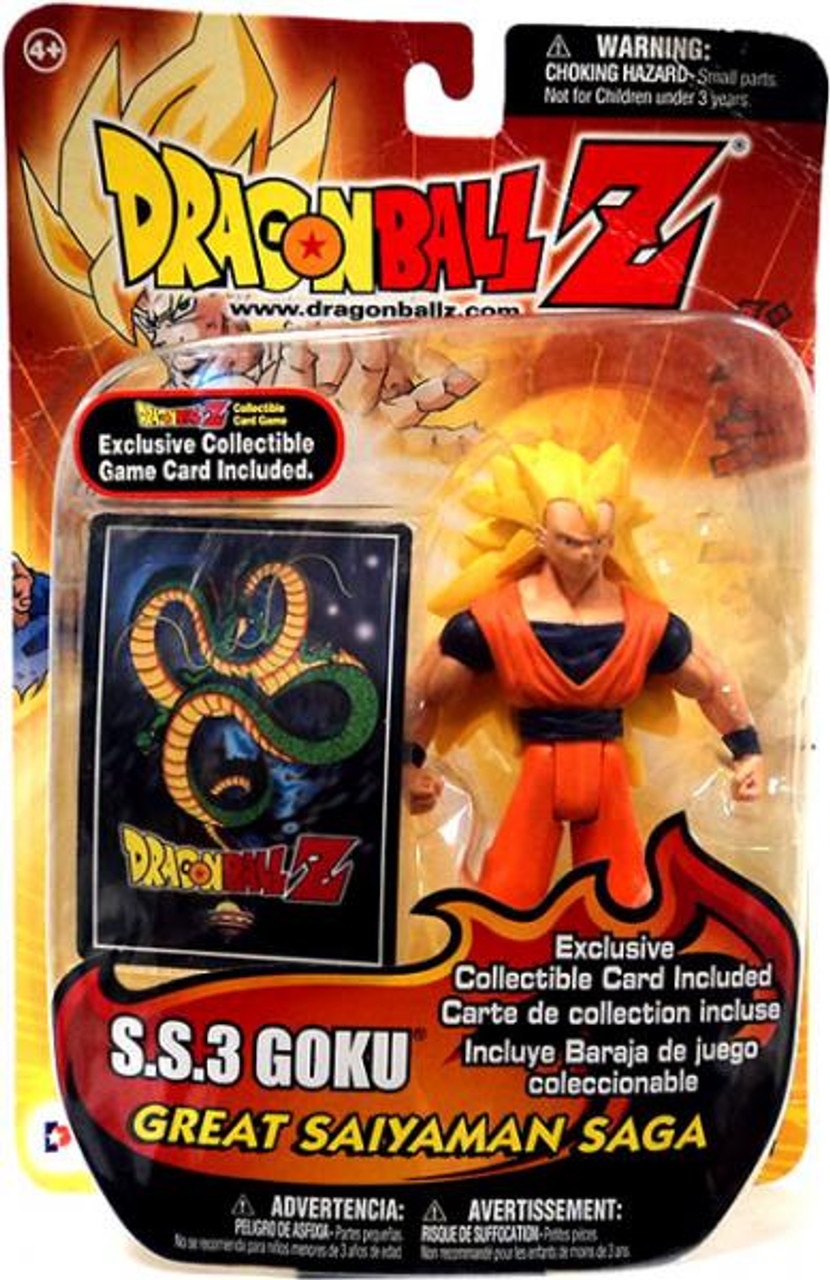 Dragon Ball Z Great Saiyaman Saga Goku Action Figure [S.S.3 ]