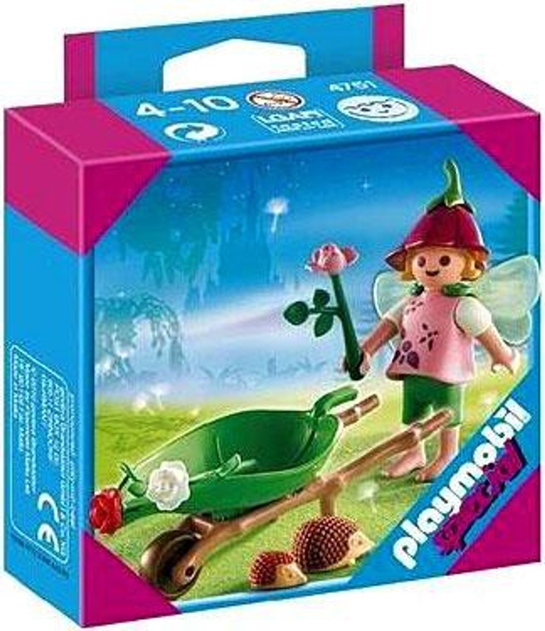 Playmobil Special Little Flower Fairy Set #4751