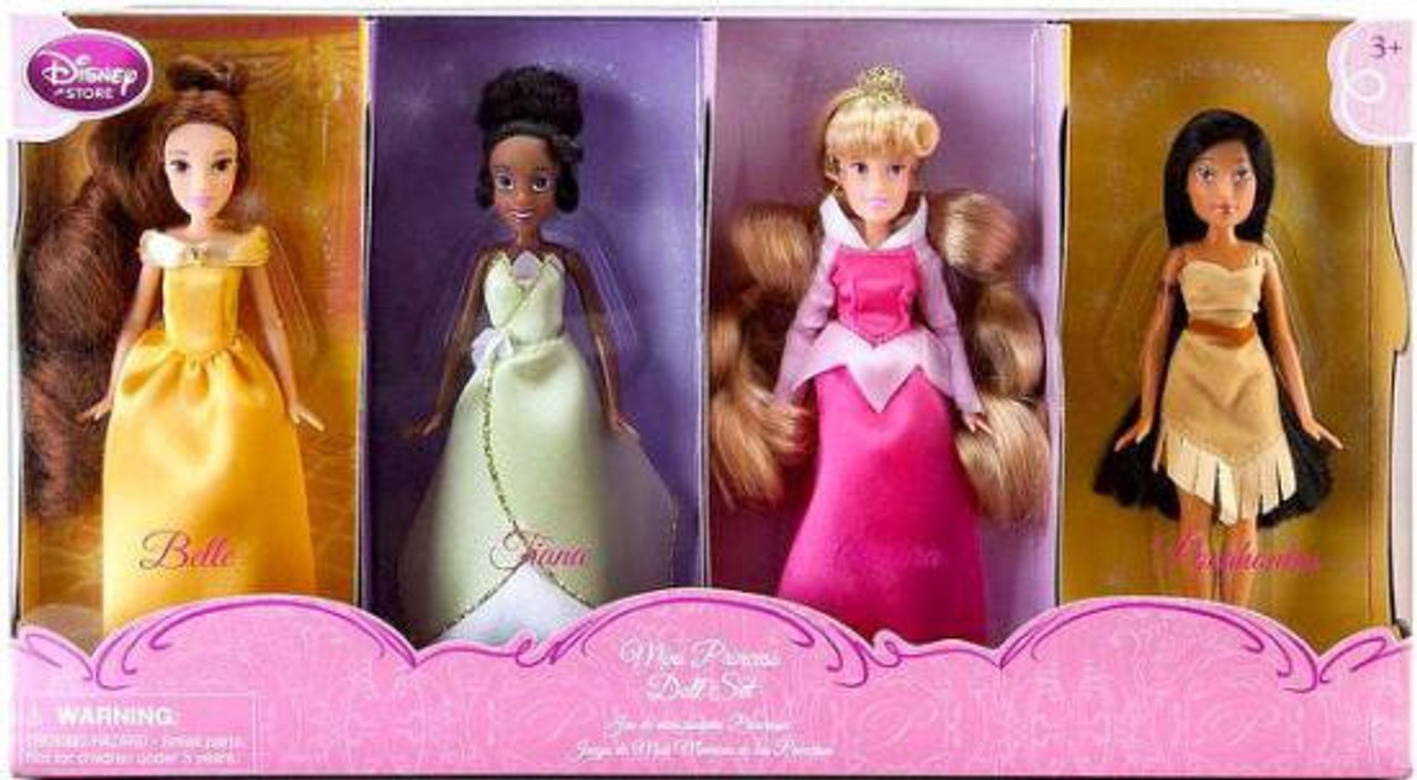 Disney Princess Mini Princess Doll Set Exclusive Doll Set #2 [Set #2]