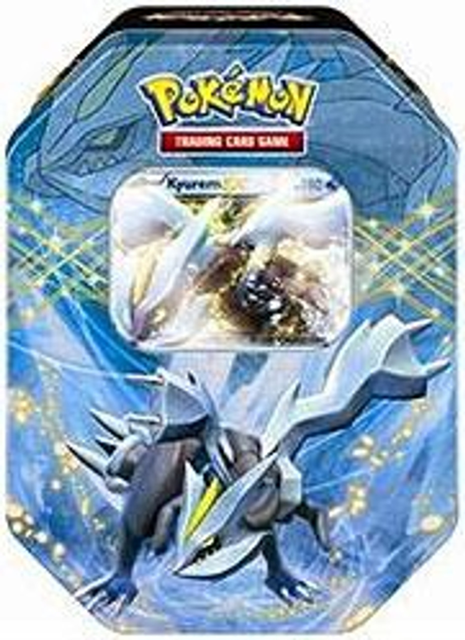 Pokemon Black & White Spring 2012 EX Kyurem Collector Tin