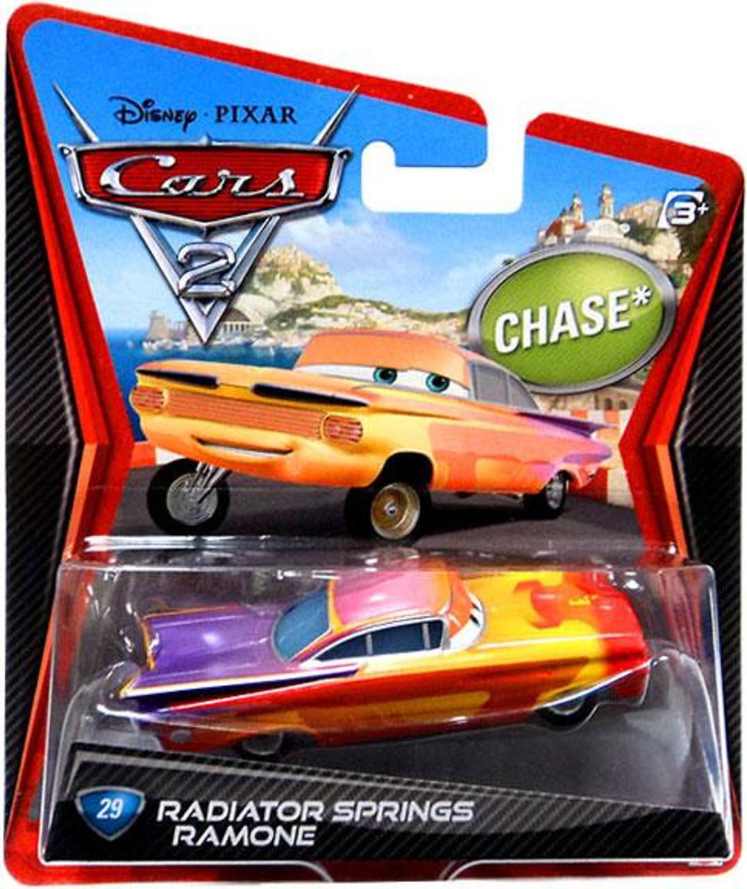 Disney Cars Cars 2 Main Series Radiator Springs Ramone Diecast Car
