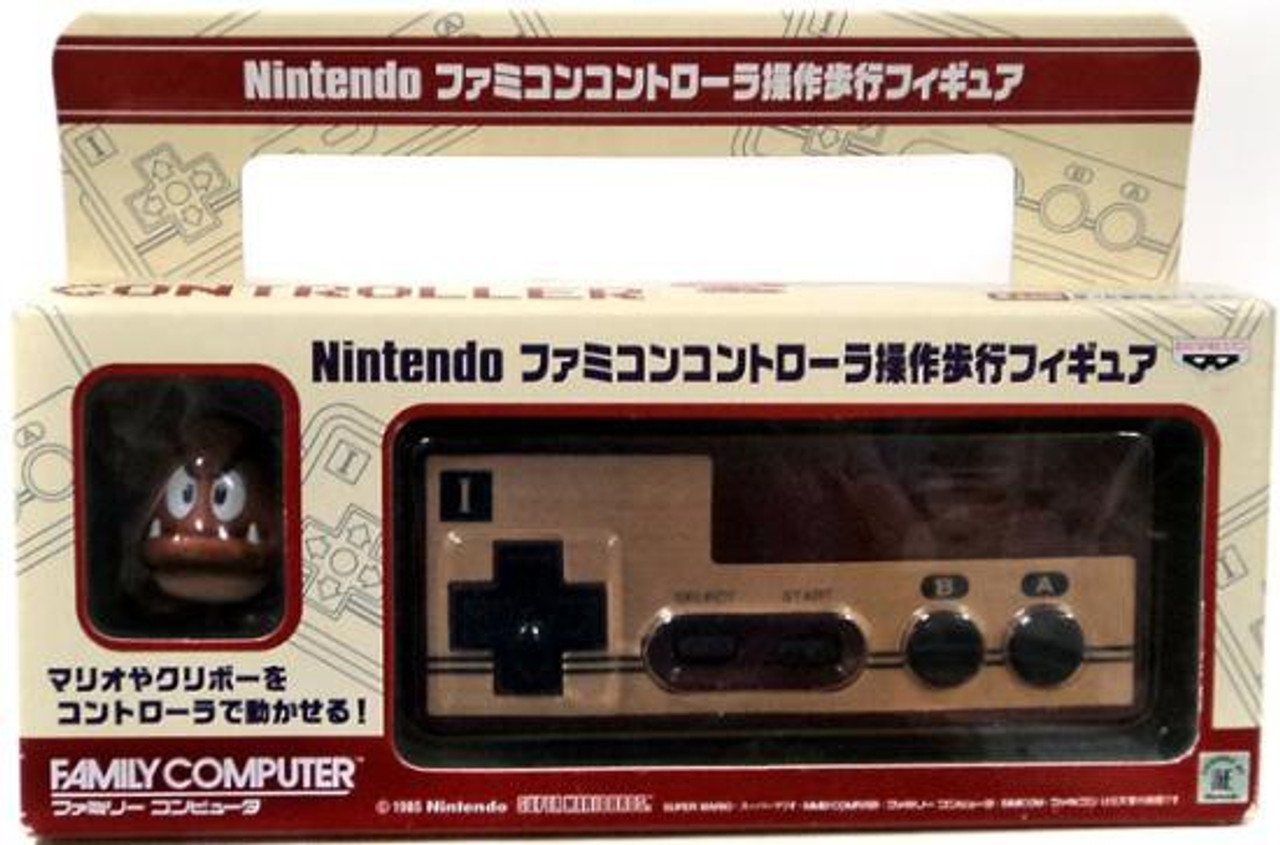 Nintendo Famicom Family Computer Goomba Wire-Controlled Toy