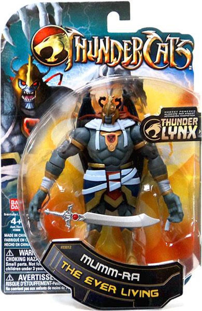 Thundercats Thunder Lynx Basic Mumm-Ra Action Figure [The Ever Living]