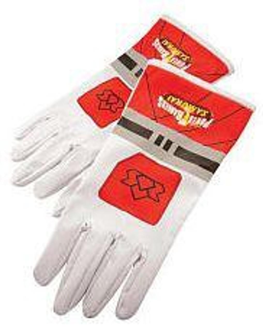 Power Rangers Samurai Ranger Gear Fire Hand Gear Roleplay Toy