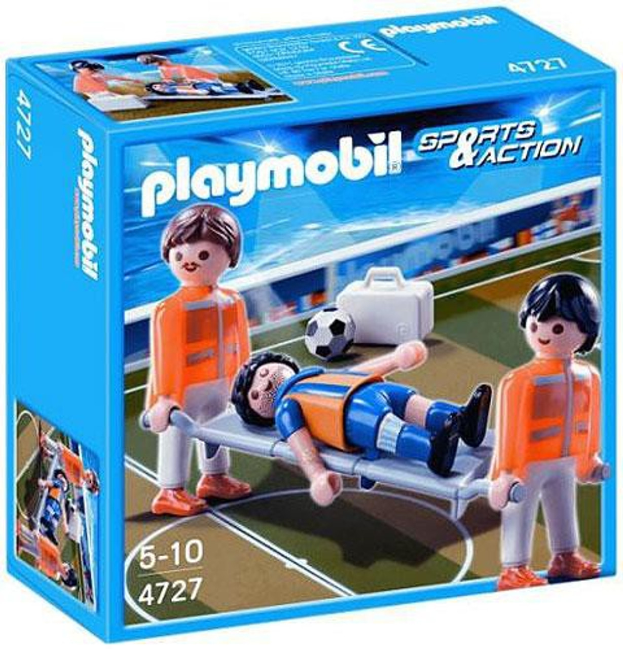 Playmobil Sports & Action Field Medics with Player Set #4727