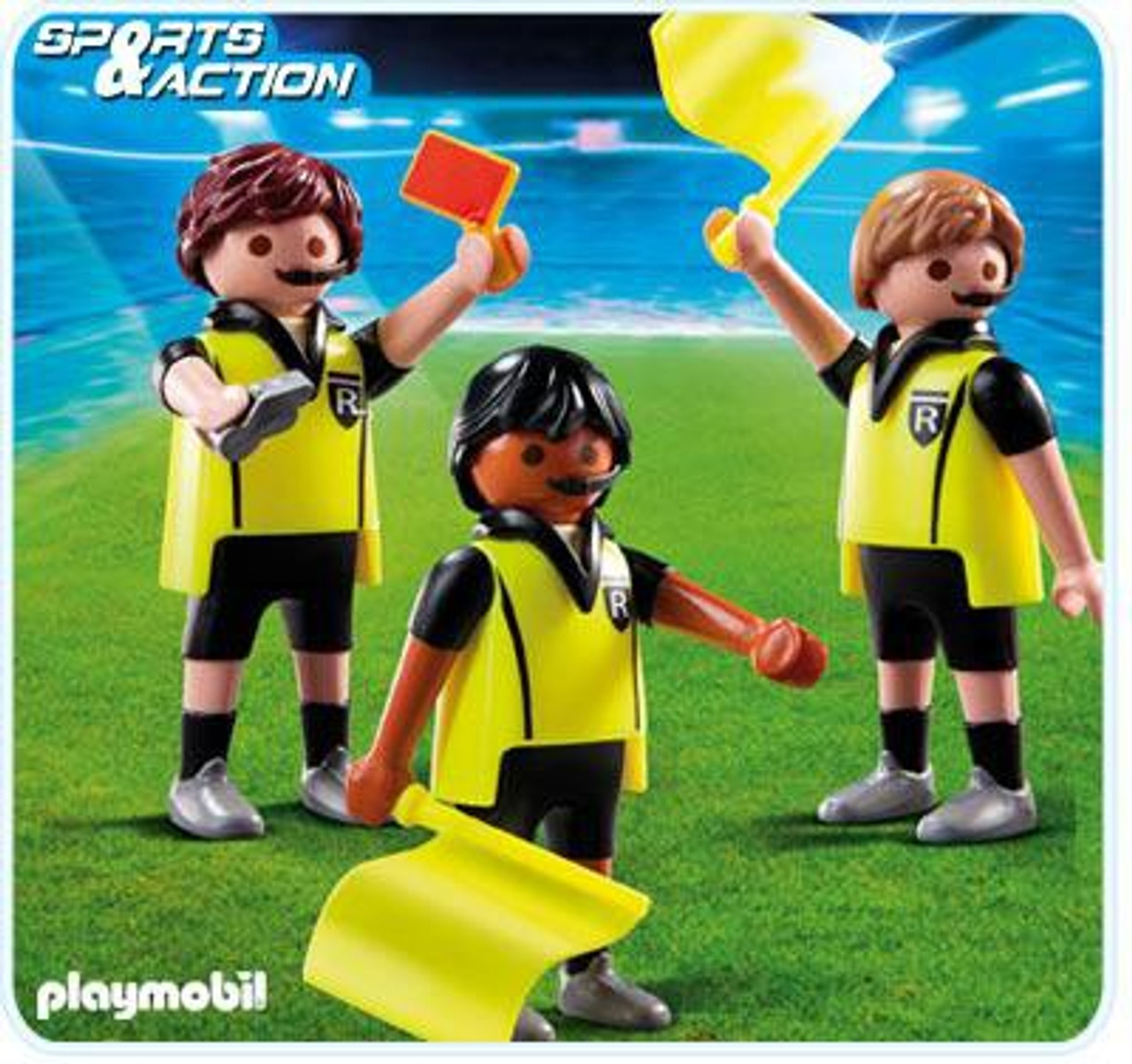 Playmobil Sports & Action Referees Set #4728
