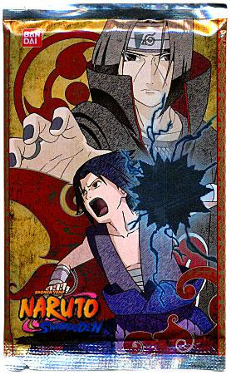 Naruto Shippuden Card Game Shattered Truth Booster Pack