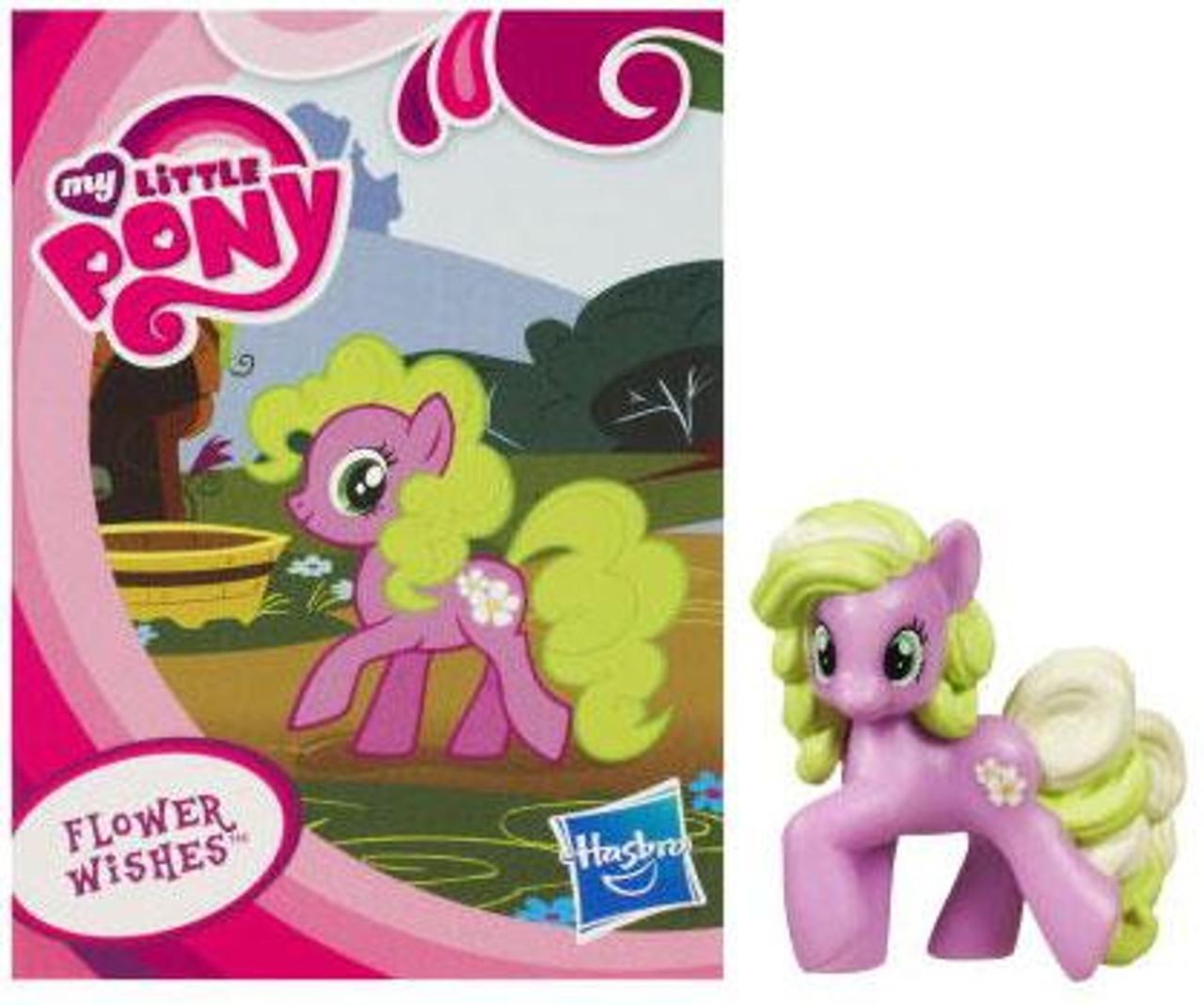 My Little Pony Flower Wishes 2-Inch PVC Figure