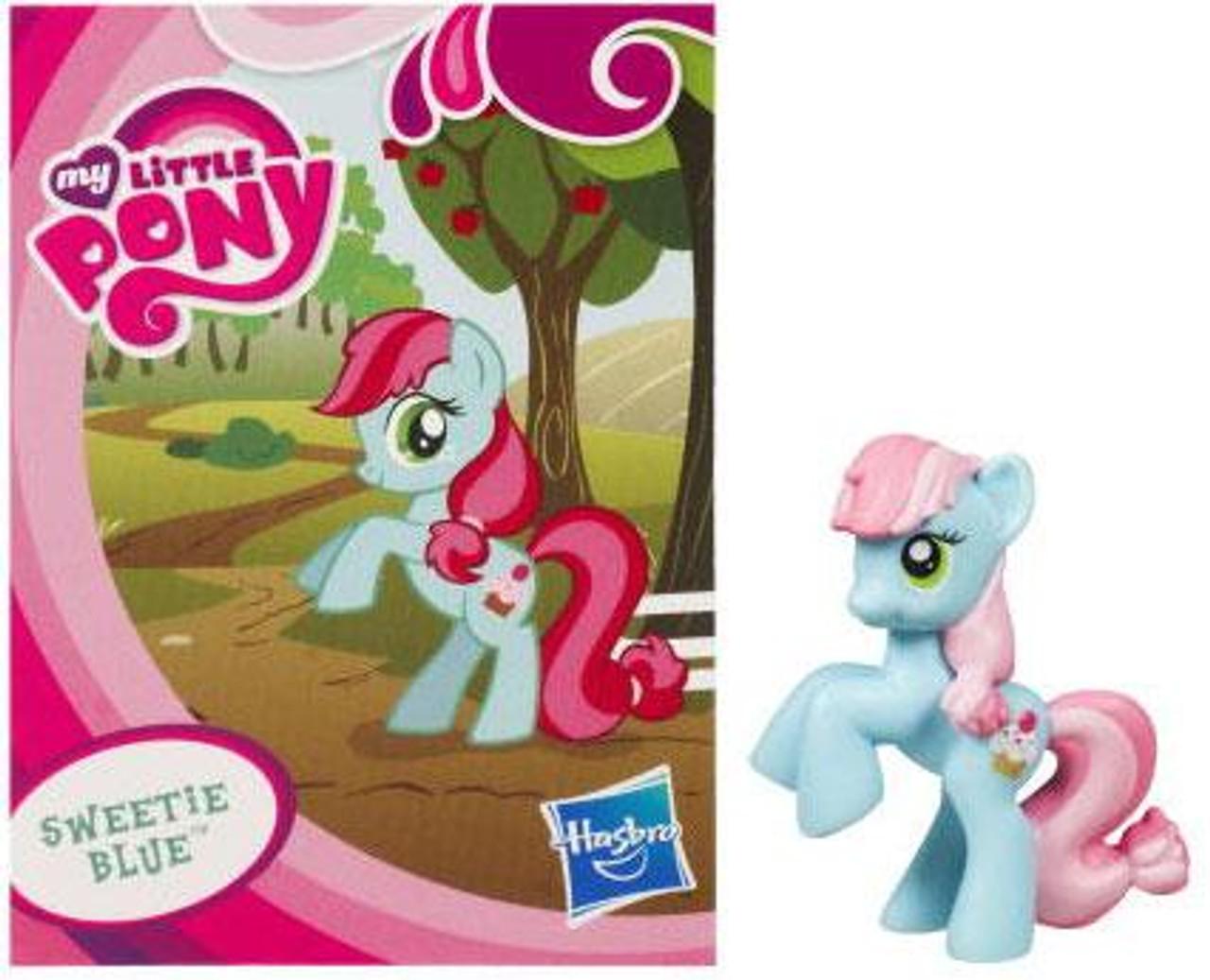 My Little Pony Sweetie Blue 2-Inch PVC Figure
