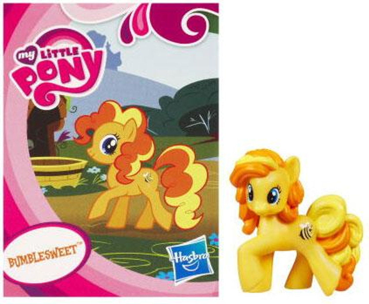 My Little Pony Bumblesweet 2-Inch PVC Figure