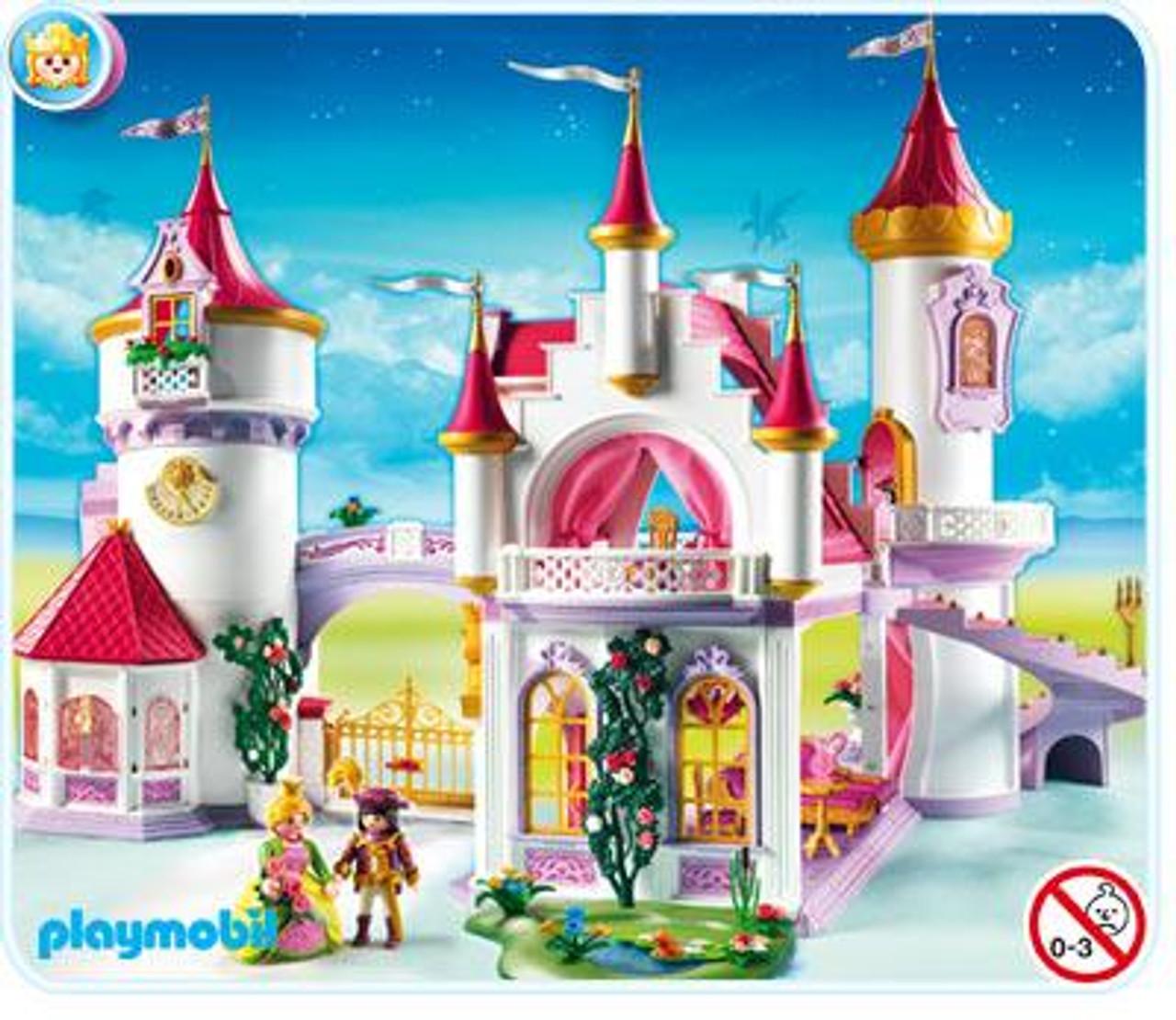 Playmobil Magic Castle Princess Fantasy Castle Set #5142