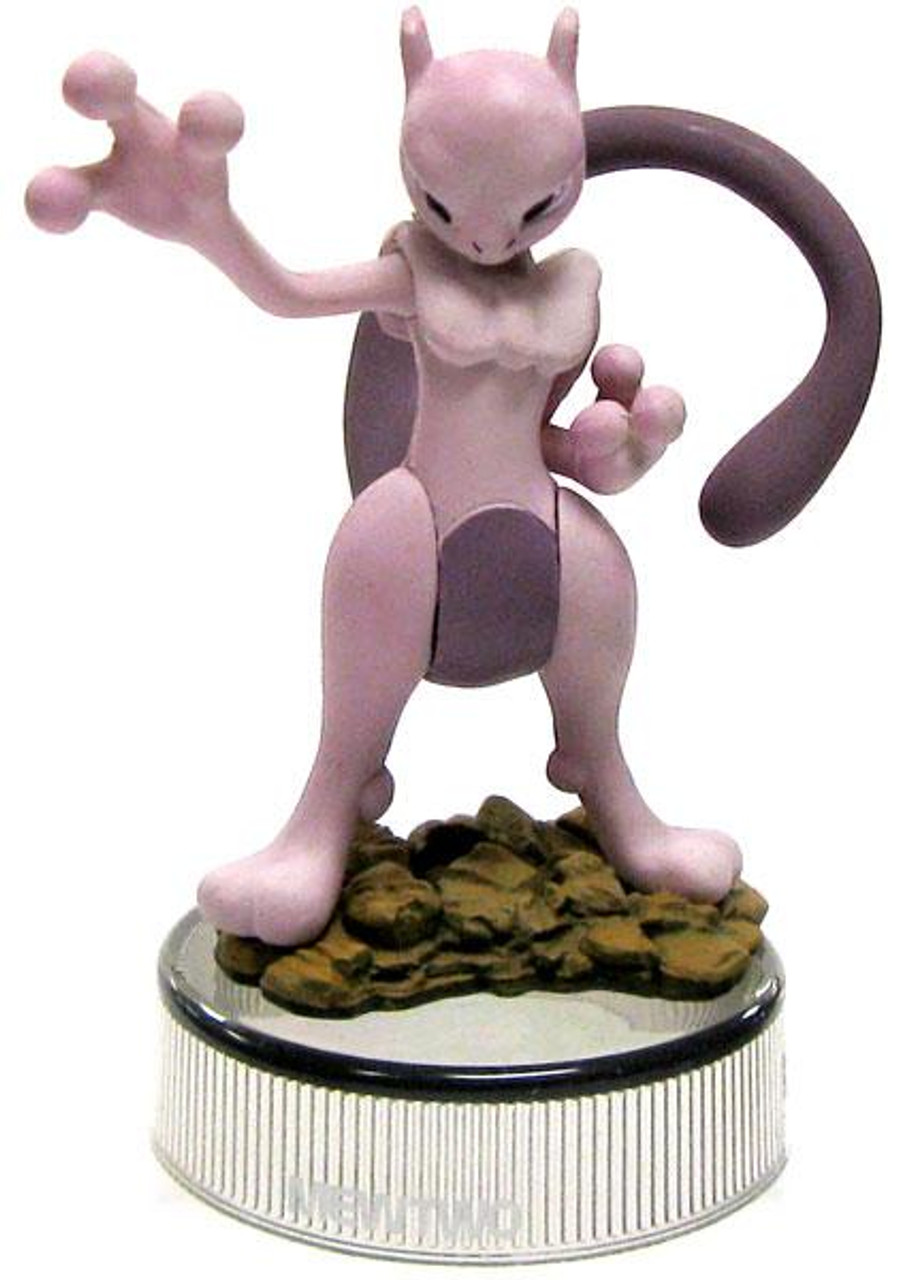 Nintendo Pokemon Black & White Mewtwo 2-Inch PVC Figure