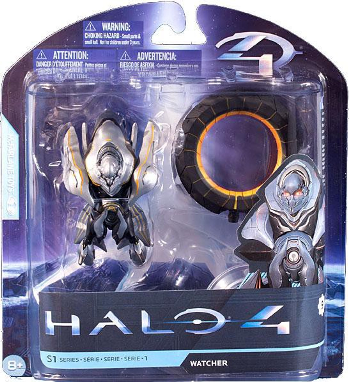 McFarlane Toys Halo 4 Series 1 Extended Watcher Action Figure