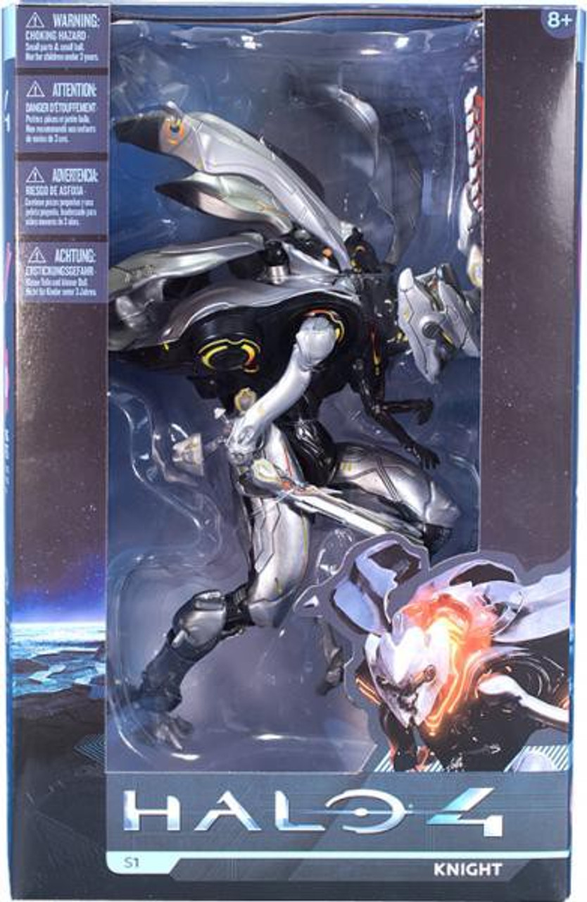 McFarlane Toys Halo 4 Series 1 Deluxe Knight Action Figure