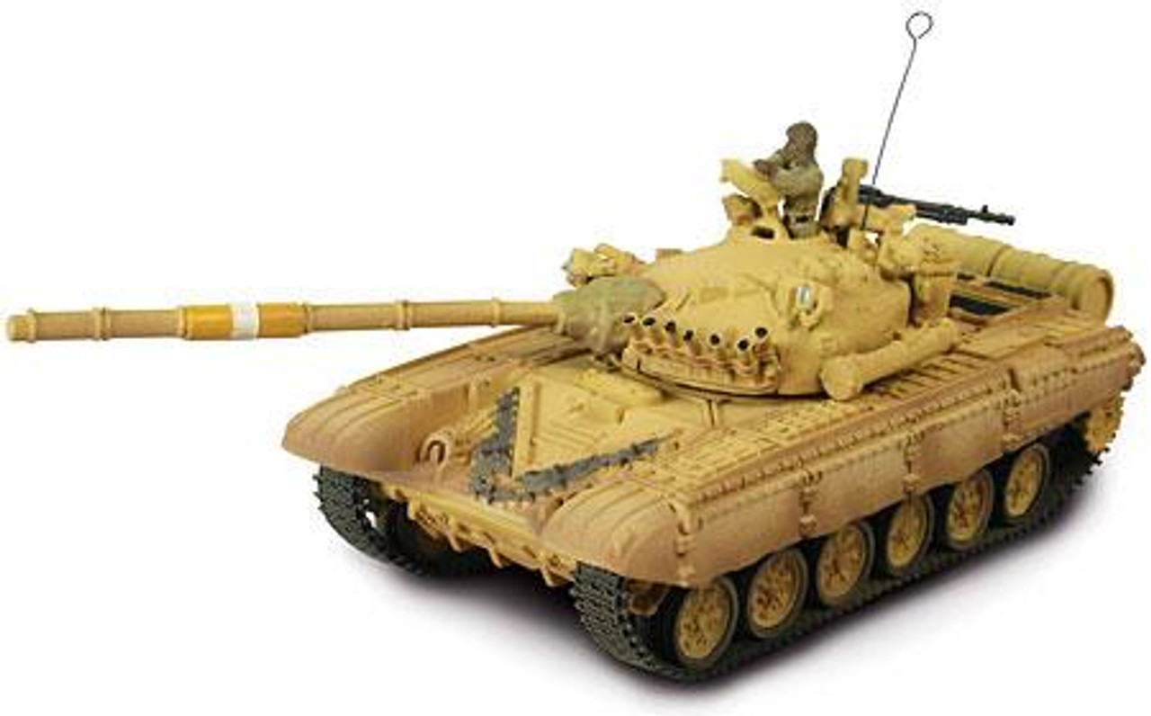 Forces of Valor s of Valor 1:72 Enthusiast Series Vehicles Iraqi T-72 Tank [Iraq]