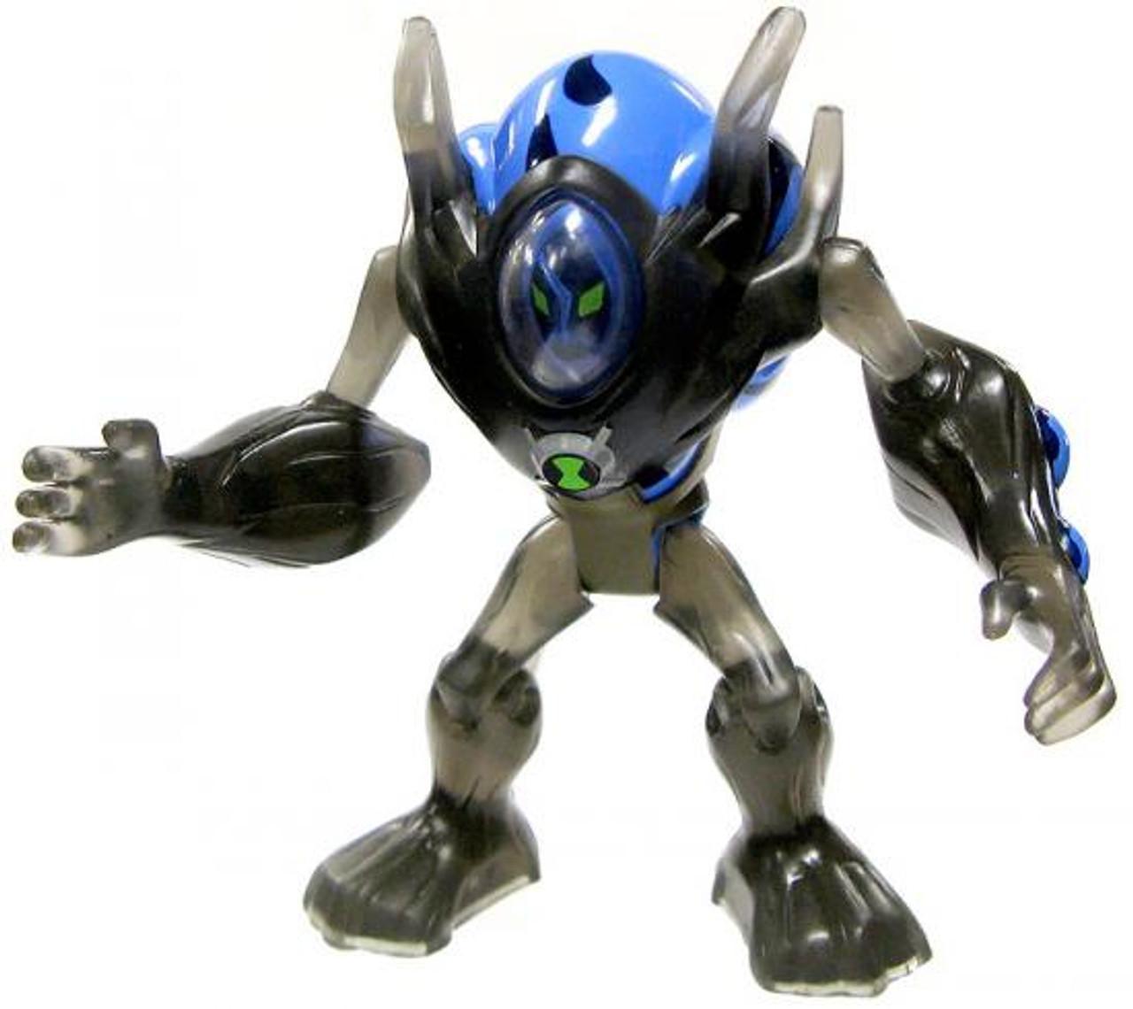 Ben 10 Swampfire Action Figure [Ultimate, Power-Up Loose]