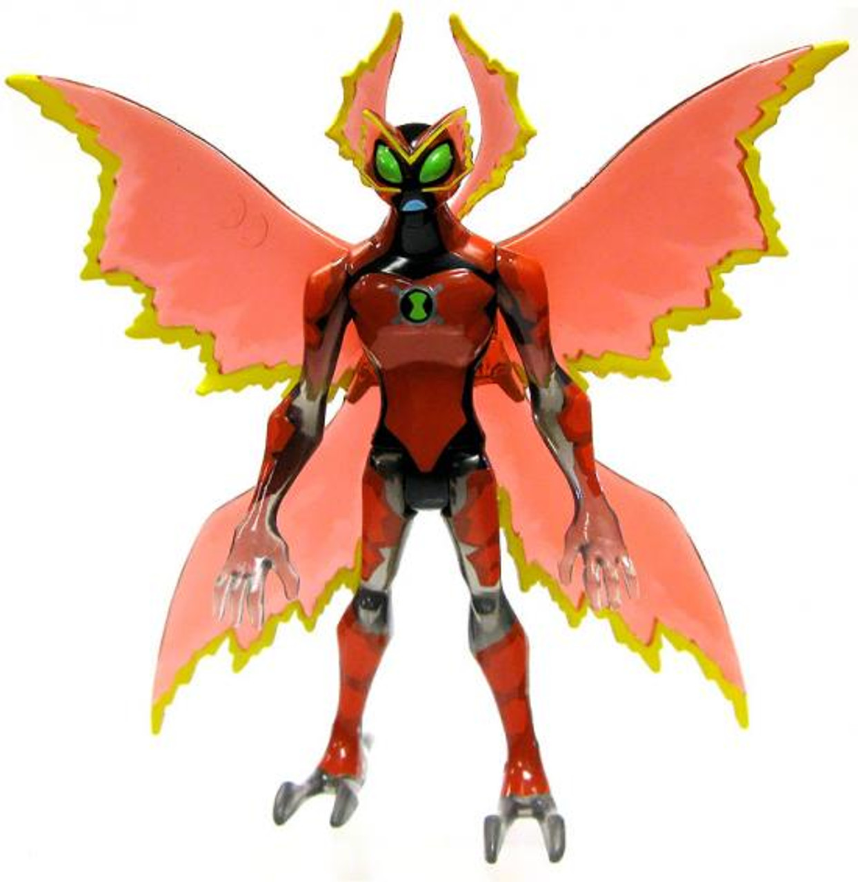 Ben 10 Big Chill Action Figure [Ultimate, Translucent Wings Loose]