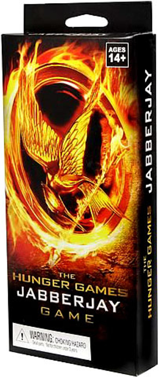 NECA The Hunger Games JabberJay Card Game