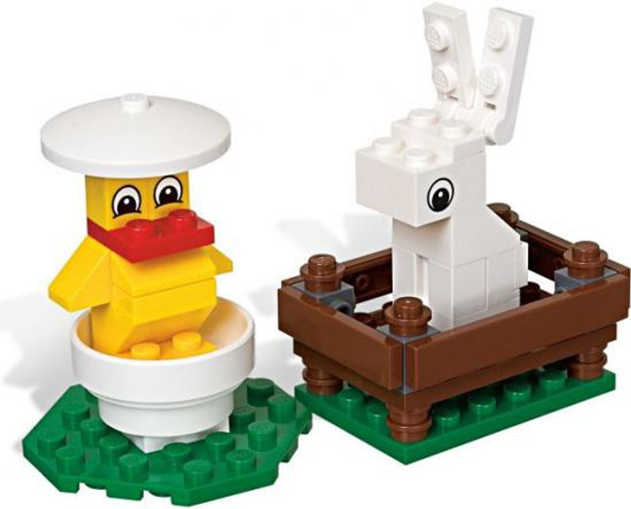 LEGO Bunny & Chicks Mini Set #40031 [Bagged]